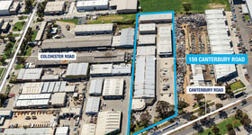 Development / Land commercial property sold at 159 Canterbury Road Kilsyth VIC 3137
