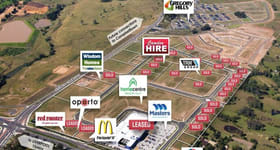 Development / Land commercial property sold at Gregory Hill Drive Gregory Hills NSW 2557