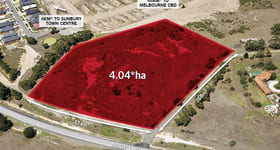 Development / Land commercial property sold at 375 Riddell Road Sunbury VIC 3429