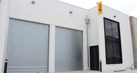 Factory, Warehouse & Industrial commercial property sold at Unit 4/18 Parer Road Airport West VIC 3042