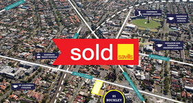 Development / Land commercial property sold at 95 Buckley Street Moonee Ponds VIC 3039