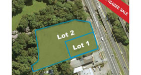 Development / Land commercial property sold at 81-85 Bruce Highway Edmonton QLD 4869