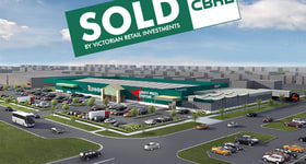 Shop & Retail commercial property sold at BUNNINGS W/Corner Murray Valley Highway and Frank Drive Yarrawonga VIC 3730