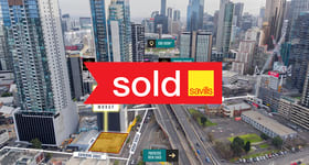 Development / Land commercial property sold at 18 Moray Street Southbank VIC 3006