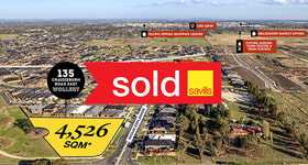 Development / Land commercial property sold at 135 Craigieburn Road East Wollert VIC 3750
