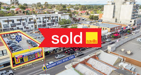 Shop & Retail commercial property sold at 156 Burgundy Street Heidelberg VIC 3084