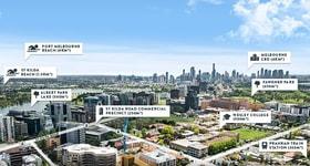 Development / Land commercial property sold at 105 Punt Road Windsor VIC 3181