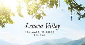 Development / Land commercial property sold at Lot 115/11 Martins Road Leneva VIC 3691