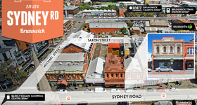 Development / Land commercial property sold at 211-213 Sydney Road Brunswick VIC 3056