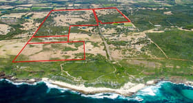 Development / Land commercial property sold at Wilyabrup WA 6280