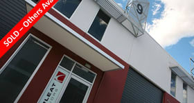 Factory, Warehouse & Industrial commercial property sold at Lot 9/44 Sparks Avenue Fairfield VIC 3078