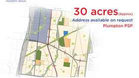Development / Land commercial property for sale at Taylors Rd Plumpton VIC 3335