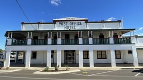 Hotel, Motel, Pub & Leisure commercial property for sale at 49 Sheaffe St Cloncurry QLD 4824