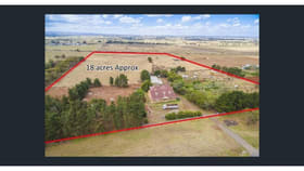 Rural / Farming commercial property sold at 94-118 Greigs Road Rockbank VIC 3335