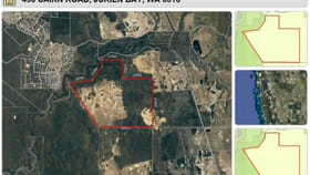 Rural / Farming commercial property for sale at 496 Cairn Road Jurien Bay WA 6516