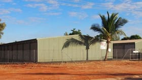 Factory, Warehouse & Industrial commercial property for lease at 7 Livingstone & Pembroke Street (Storage Units) Broome WA 6725