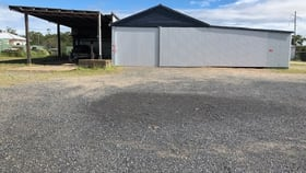 Factory, Warehouse & Industrial commercial property for lease at 4-8 Parker St Warwick QLD 4370