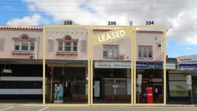 Retail commercial property for lease at 108/104 & 108 Canterbury Road Canterbury VIC 3126