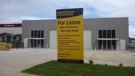 Showrooms / Bulky Goods commercial property for lease at 160 Lake Road Port Macquarie NSW 2444