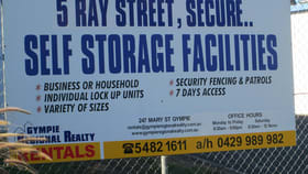 Industrial / Warehouse commercial property for lease at Gympie QLD 4570