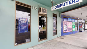 Shop & Retail commercial property for lease at 247 Melville Road Brunswick West VIC 3055