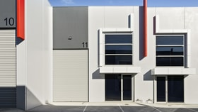 Industrial / Warehouse commercial property for lease at 11/8-10 Monomeeth Drive Mitcham VIC 3132