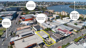 Factory, Warehouse & Industrial commercial property for lease at 4-6 Austin Street Newstead QLD 4006