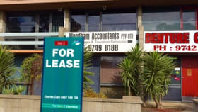 Shop & Retail commercial property for lease at 3/27 Synnot Street Werribee VIC 3030