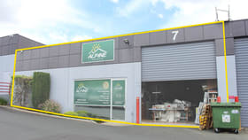 Factory, Warehouse & Industrial commercial property leased at 7/513-515 Maroondah Highway Ringwood VIC 3134
