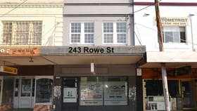 Medical / Consulting commercial property for lease at 243 Rowe Street Eastwood NSW 2122