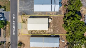 Factory, Warehouse & Industrial commercial property leased at 17 Browning Street Wangaratta VIC 3677