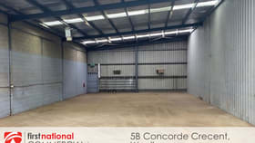 Factory, Warehouse & Industrial commercial property for lease at 5B Concorde Crescent Werribee VIC 3030