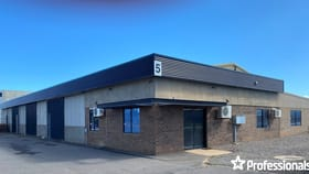 Factory, Warehouse & Industrial commercial property for lease at 1/5 Crawford Street Webberton WA 6530
