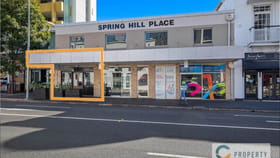 Showrooms / Bulky Goods commercial property for lease at 226 Leichhardt Street Spring Hill QLD 4000