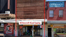 Shop & Retail commercial property for lease at 48 Beecroft Road Epping NSW 2121