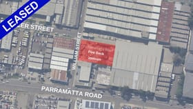 Development / Land commercial property for lease at 131 Parramatta Road Five Dock NSW 2046