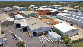 Factory, Warehouse & Industrial commercial property for lease at 8 MADDISON COURT Svensson Heights QLD 4670