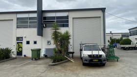 Factory, Warehouse & Industrial commercial property leased at Unit 32/172 Milperra Road Revesby NSW 2212