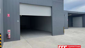 Factory, Warehouse & Industrial commercial property for lease at 39/3 Cal Close Somersby NSW 2250