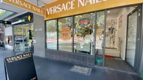 Shop & Retail commercial property for lease at Shop 1/201-205 Glebe Point Road Glebe NSW 2037