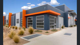 Factory, Warehouse & Industrial commercial property for lease at 1/7 Suffolk Street Rosebud VIC 3939