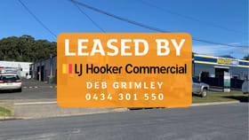 Showrooms / Bulky Goods commercial property leased at 2A/11 Cook Drive Coffs Harbour NSW 2450