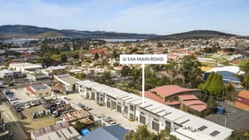 Factory, Warehouse & Industrial commercial property for lease at 6/14a Main Road Moonah TAS 7009