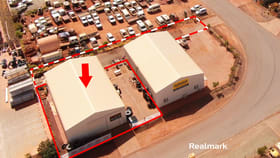 Factory, Warehouse & Industrial commercial property for lease at B/10 Pardoo Street Newman WA 6753