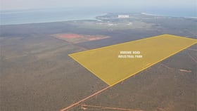 Development / Land commercial property for sale at Lot 3 Broome  Road Broome WA 6725