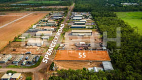 Development / Land commercial property for sale at Lot 4258/55 Spencely Road Humpty Doo NT 0836