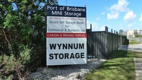 Factory, Warehouse & Industrial commercial property for sale at 105/118 Lindum Road Wynnum West QLD 4178
