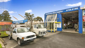 Showrooms / Bulky Goods commercial property sold at 1/1861 Ferntree Gully Road Ferntree Gully VIC 3156