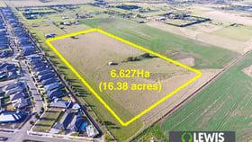 Development / Land commercial property sold at 1-3 Rankin Street Beveridge VIC 3753