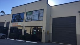 Factory, Warehouse & Industrial commercial property sold at 8/22 Reliance Drive Tuggerah NSW 2259